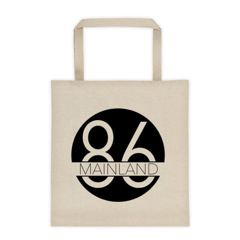Mainland86 Signature Tote Bag