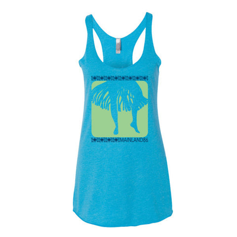 Hula Womens Tank Top