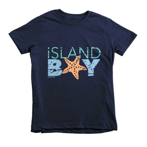 Island Boy Starfish Kids T-Shirt