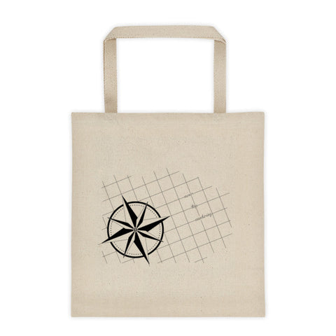Never Stop Wandering Tote bag