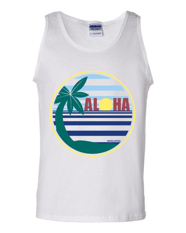 Aloha Sunset Tank top
