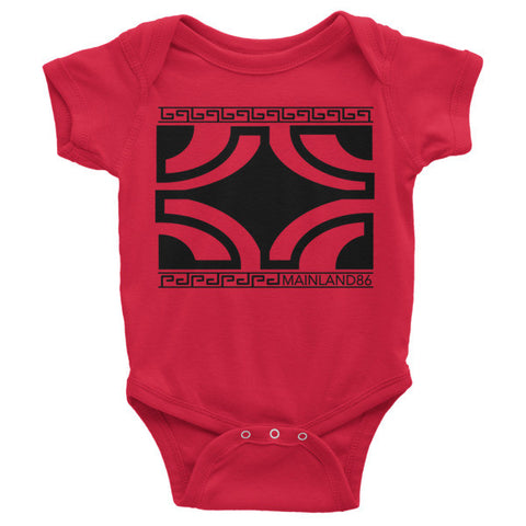 Marquesan Cross Onesie