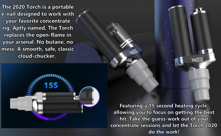 yocan usa product page Torch 1