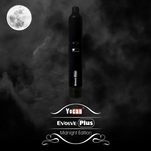 Yocan Evolve Plus Midnight Edition Wax Pen Kit