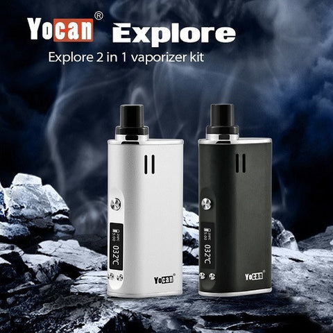 Yocan Explore Wax And Dry Herb Kit