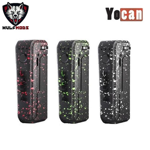 Wulf Mods Yocan Uni Cartridge Battery