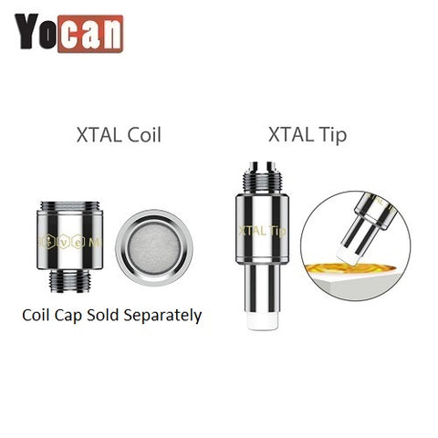 Yocan Dive Mini Replacement Coils YocanUSA Yocan USA