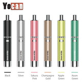 YOCAN EVOLVE D PLUS DRY HERB VAPORIZER KIT - NEW 2020 EDITION