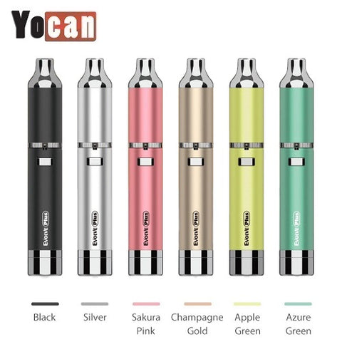 YOCAN EVOLVE PLUS WAX PEN KIT NEW 2020 EDITION