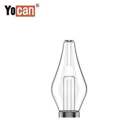 Yocan Falcon Replacement Glass Bubbler Mouthpiece Yocan USA