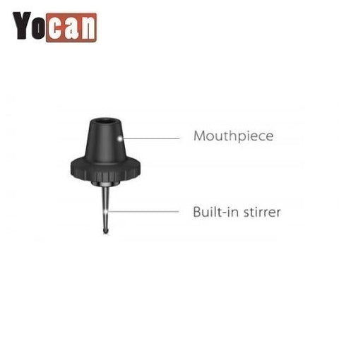 Yocan Hit Conduction Dry Herb Vaporizer Replacement Mouthpiece