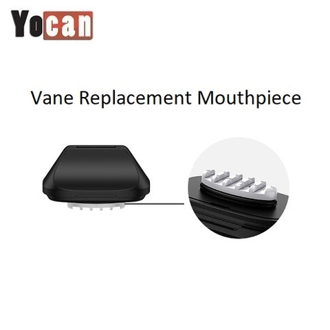 Yocan Vane Dry Herb Vaporizer Replacement Mouthpiece