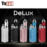 Yocan Delux 2-In-1 Wax and Thick Oil Box Mod Kit