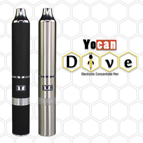 Yocan Dive Portable Nectar Collector Wax Kit