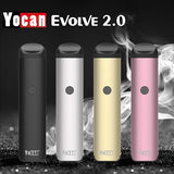 Yocan Evolve 2.0 E-Liquid, Thick Oil, and Concentrate Vaporizer Kit