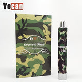 Yocan Evolve D Plus Camouflage Version Dry Herb Kit