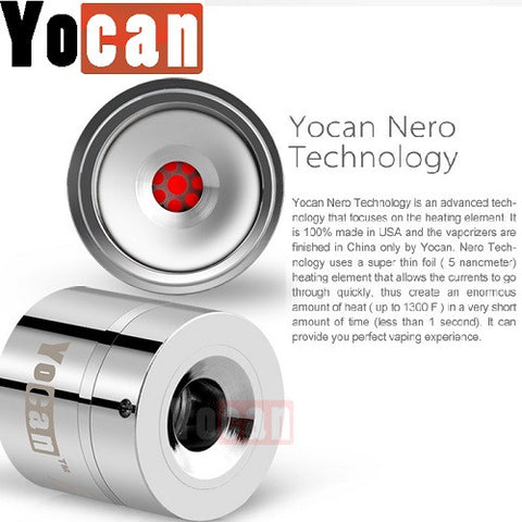 Yocan ExGo W4 Wax Atomizer Replacement Coils