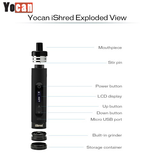 Yocan iShred Dry Herbalizer Kit
