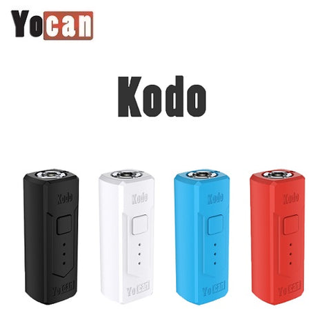 Yocan Kodo VV Preheat Mini Cartridge Battery