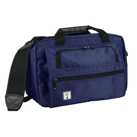 Think Medical Deluxe Blue Ultimate Nursing Bag - Great Gifts For Nurses