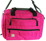 Think Medical Deluxe Pink Ultimate Nursing Bag - Great Gifts For Nurses