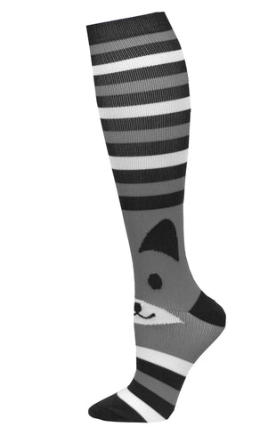 Think Medical Fox Womens Compression Socks for Nurses