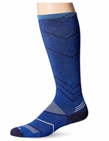 Sockwell Men's Blue Incline (15-20mmHg) Graduated Compression Socks Size 10-13