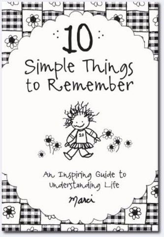 10 Simple Things To Remember Paperback Book