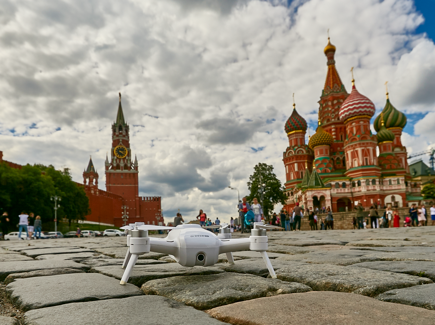 Экспресс доставка BREEZE 4K FPV KIT  за 1 рубль