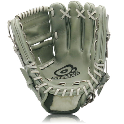 Turbo 1 Grey Stadium Status Pro Series Pitcher's Glove - 11.50 Inch RHT