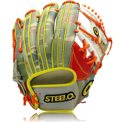 Players' Weekend Camo Reboot Custom Pro Series Infielder's Glove - 11.50 Inch