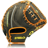 Limited Edition STEELO2X19 Custom Pro-Steer Series Catcher's Mitt - 33.00 Inch RHT