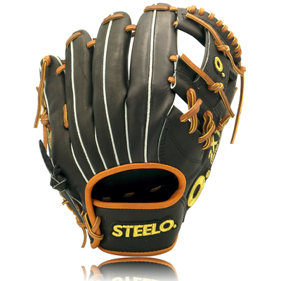 Limited Edition STEELO2X19 Custom Pro-Steer Series Infielder's Glove - 11.50 Inch RHT