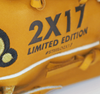Limited Edition STEELO2X17 Custom Pro-Steer Series Infielder's Glove - 11.50 Inch RHT