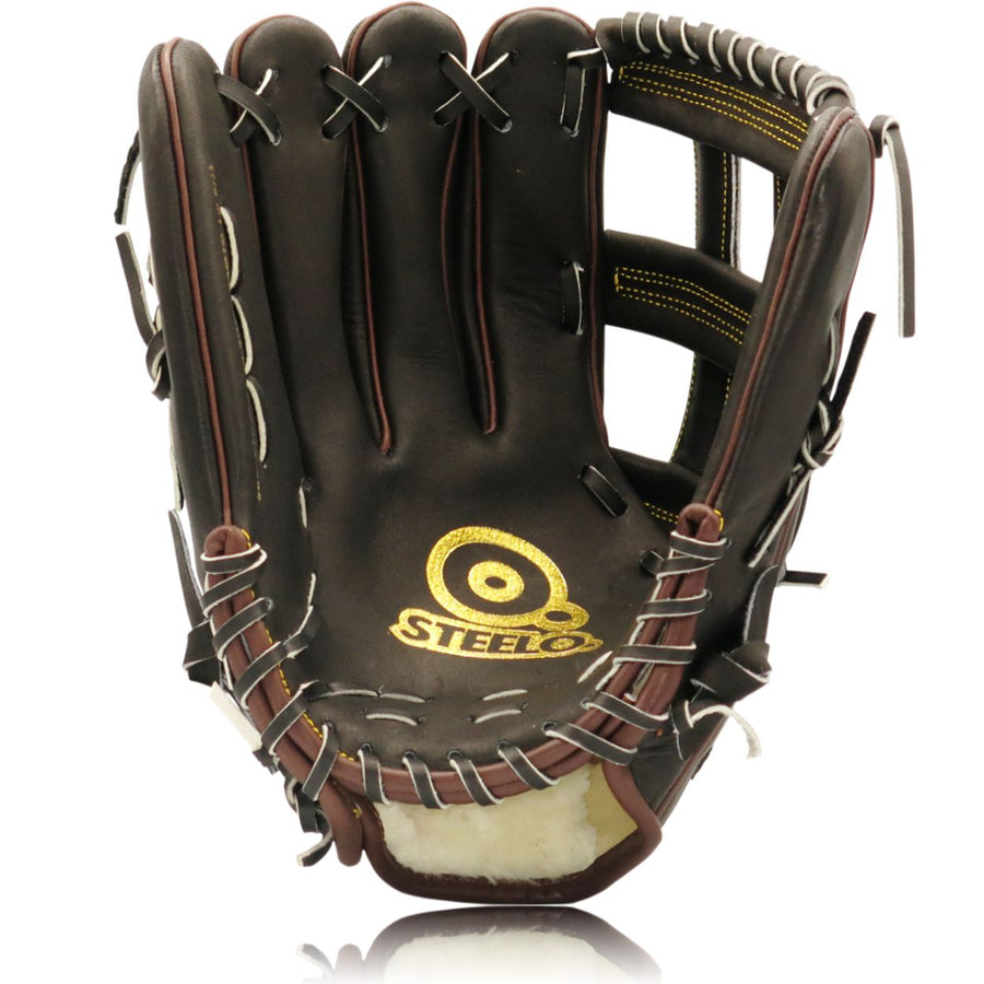 Black 'Legacy Pack' Custom Pro-H Limited Outfielder's Glove - 12.75 Inch LHT