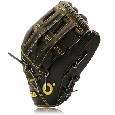 Black 'Legacy Pack' Custom Pro-H Limited Outfielder's Glove - 12.75 Inch