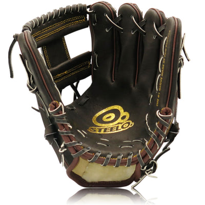 Black 'Legacy Pack' Custom Pro Limited Infielder's Glove - 11.50 Inch