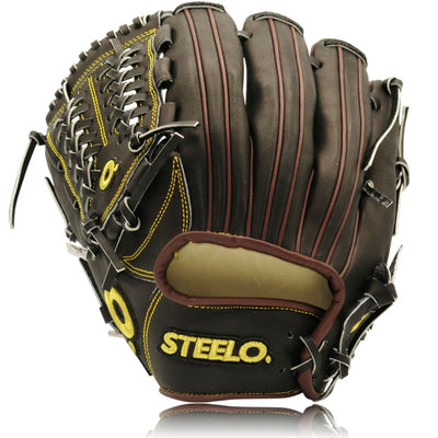 Black 'Legacy Pack' Custom Pro Limited Pitcher's Glove - 11.50 Inch LHT