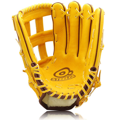 Ultra Tan 'Legacy Pack' Custom Pro-H Limited Outfielder's Glove - 12.75 Inch