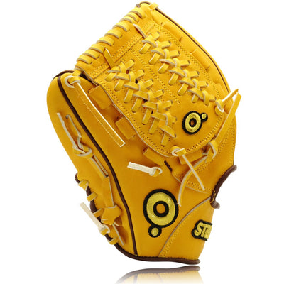 Ultra Tan 'Legacy Pack' Custom Pro Limited Pitcher's Glove - 11.50 Inch LHT