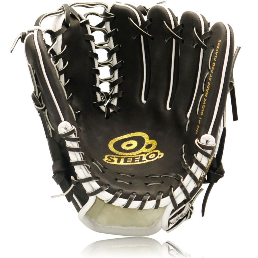 'O.G. Black Trap' Custom Pro Limited Infielder's Glove - 11.50 Inch RHT