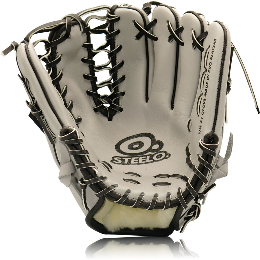 'O.G. Grey Trap' Custom Pro Limited Infielder's Glove - 11.50 Inch RHT