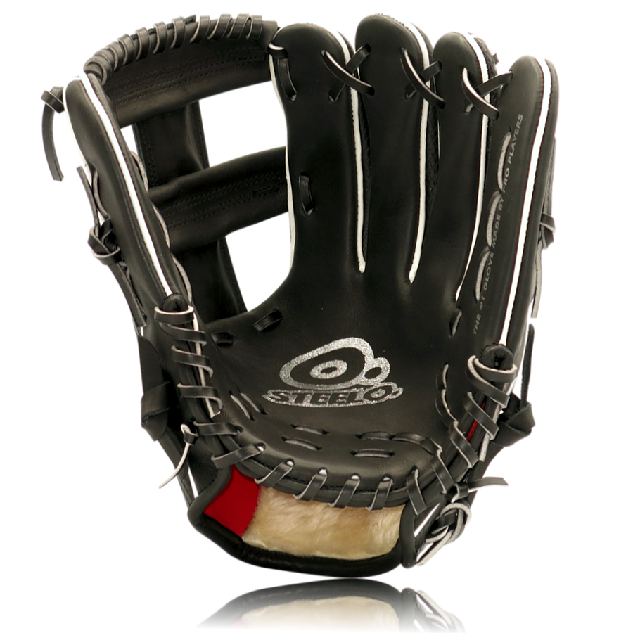 Premium Custom Pro-Lux 'Mamba' Series Infielder's Single Post Glove - 11.75 Inch RHT