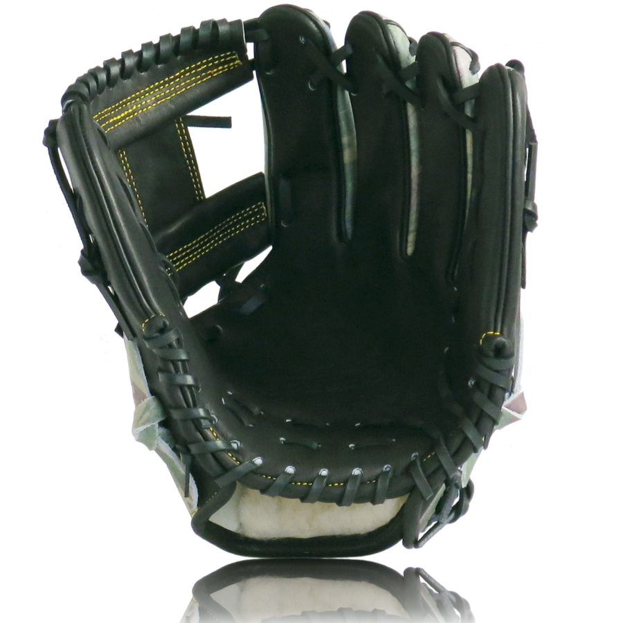 Limited Edition Camouflage Black Custom Pro-Kip Series Infielder's Glove - 11.50 Inch RHT