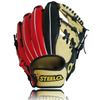 Limited Edition Python Pro Custom Series Infielder's Glove - BK/RED 11.50 Inch RHT