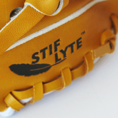 Limited Edition STEELO2X17 Custom Pro-Steer Series 1st Baseman's Mitt - 12.50 Inch RHT
