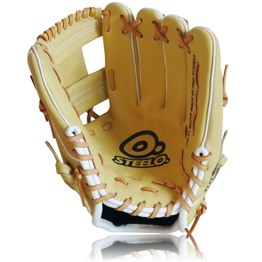 Limited Edition Python Custom Contour Series Infielder's Glove - TN/WH 11.50 Inch RHT
