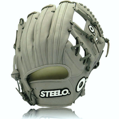 Turbo 1 Grey Stadium Status Pro Series Infielder's Glove - 11.50 Inch RHT