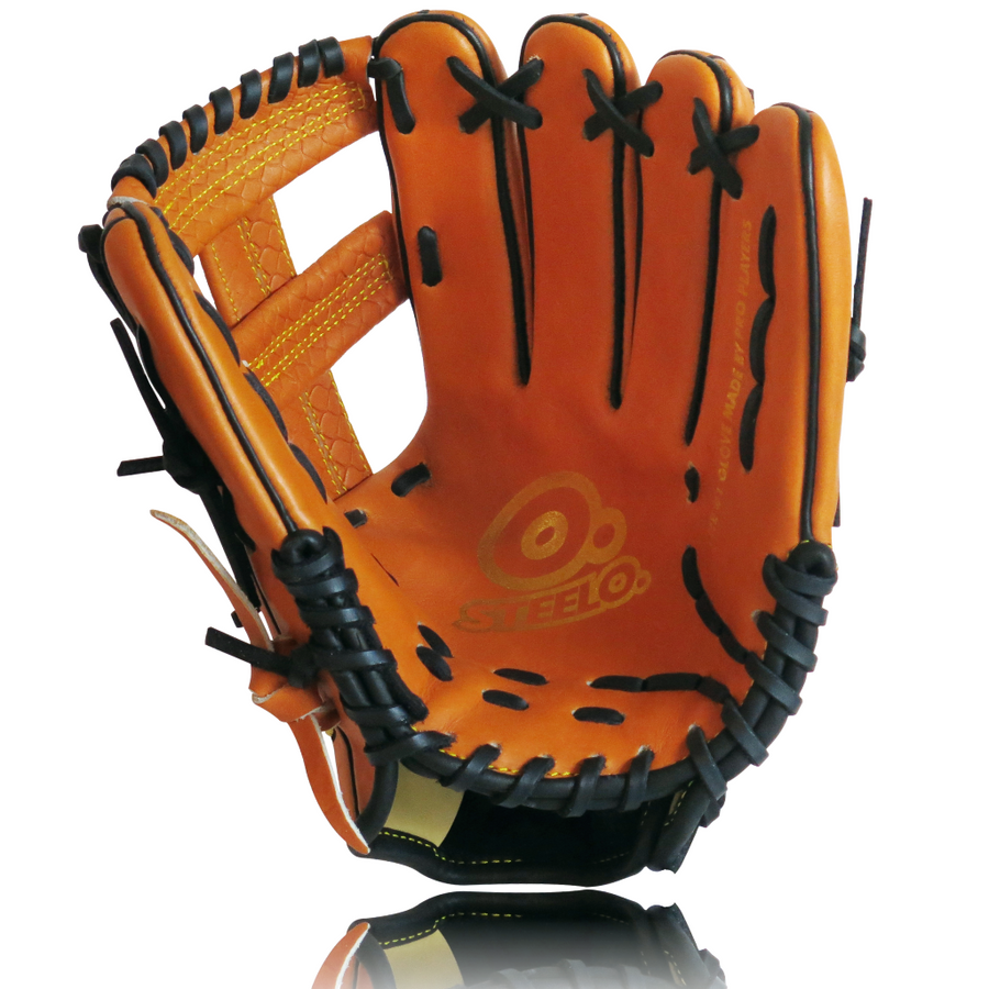 Limited Edition Python Pro Custom Series Single Post Infielder's Glove - 11.75 Inch RHT