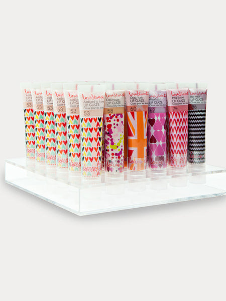 Love & Toast Lip Glaze Tray